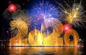 Новогодняя ночь в Берлине