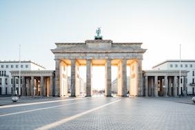 Берлин опустевший и «осиротевший»