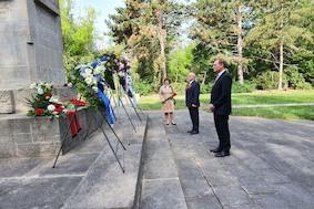 Москва и Лейпциг: сохраняя историческую память