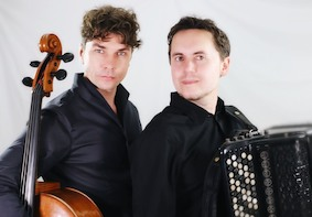 Айдар Гайнуллин и Константин Манаев концерт в Берлине 2020