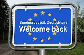 Неделя на возвращение из Испании в Германию