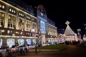 Куда пойти за рождественским настроением в этом году
