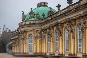 Ночь в «Прусском Версале»