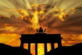 Фестиваль «The Sun Machine is Coming Down» в Берлине