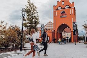 Экстра-скидки, шоппинг по воскресеньям, розыгрыш подарочных карт – все в Designer Outlet Berlin