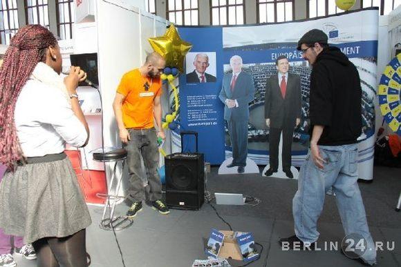 НЕБЫВАЛЫЙ УСПЕХ YOU 2011 В БЕРЛИНЕ