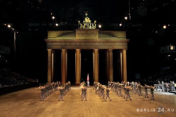 BERLIN TATOO ПОКОРЯЕТ БЕРЛИН