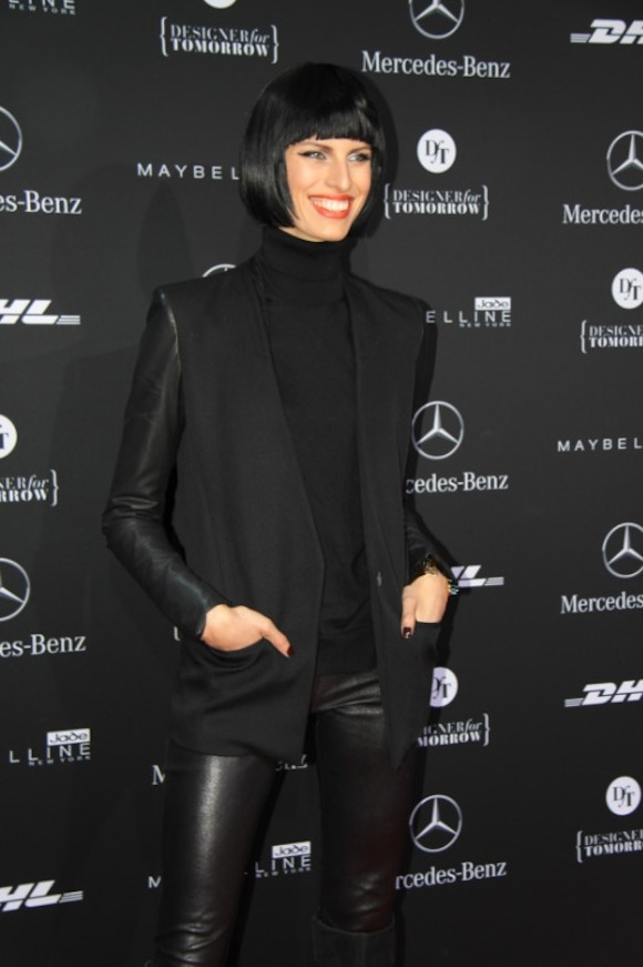 ЗА КУЛИСАМИ MERCEDES-BENZ FASHION WEEK BERLIN