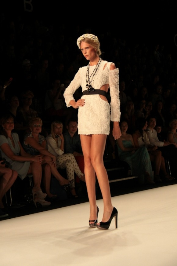 MERCEDES-BENZ FASHION WEEK BERLIN 2012