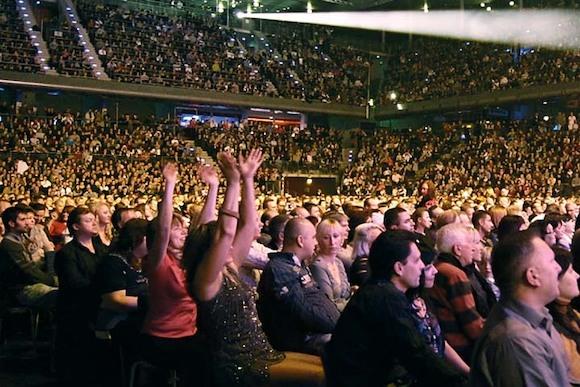 Концерт, о котором сложат легенды...
