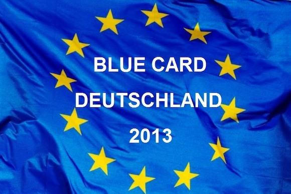 BLUE CARD – «пропуск» в страну