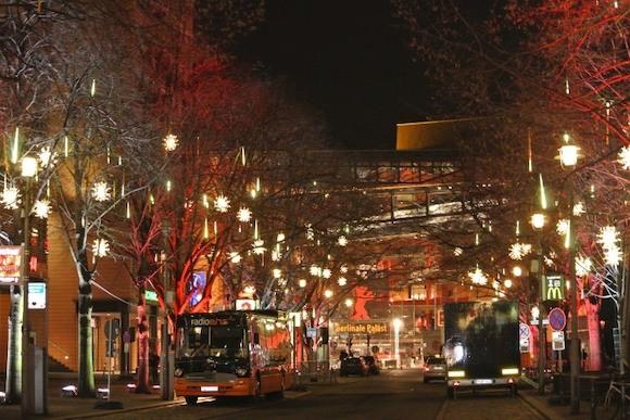Большой город готов к «Берлинале»