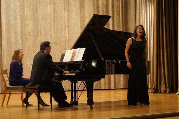 Итальянская опера в честь российских дипломатов