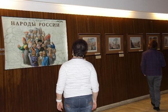Сохраняя культуру, сохраняем Россию...