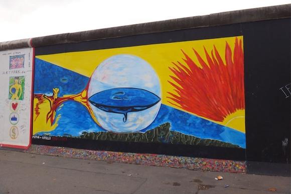 Берлинская стена: 1300 метров утерянных иллюзий