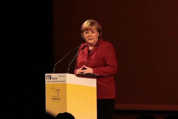 ITB 2013 Berlin. «За 80 минут вокруг света»