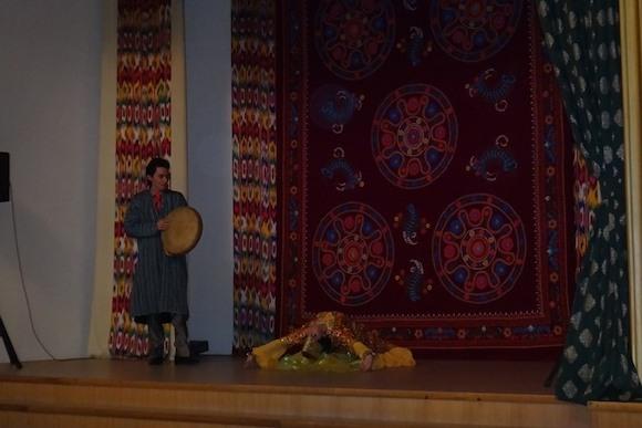 Такой древний и современный Узбекистан
