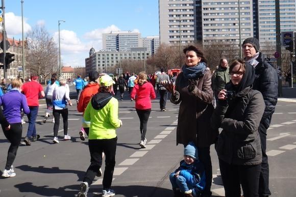 Берлинский полумарафон: 21 километр преодоления себя