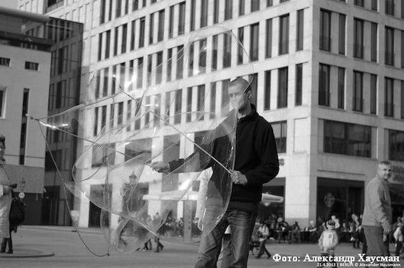 Фотоконкурс в Берлине: первые фотографии
