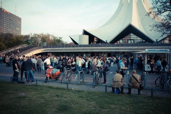 Концерт группы ДДТ в Берлине. Сольник