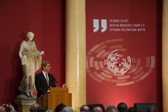 Доктор Эрнст-Йорг фон Штудниц: «Есть те, кто мыслит по-иному. Наша позиция по отношению к России известна»