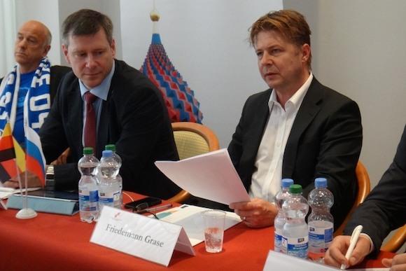 Карлсхорст: место встречи изменить нельзя