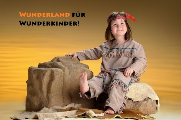 """Отправьтесь вместе с нами в чудесную страну """"Wunderland""""!"""