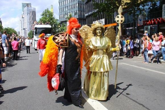 Christopher Street Day – «радуга» над Берлином
