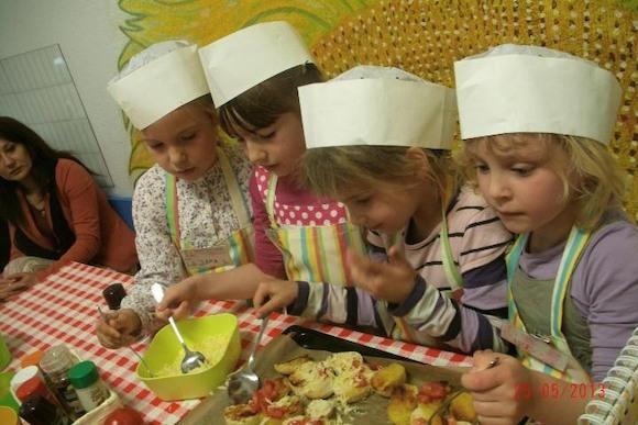 Детский летний лагерь в Берлине!