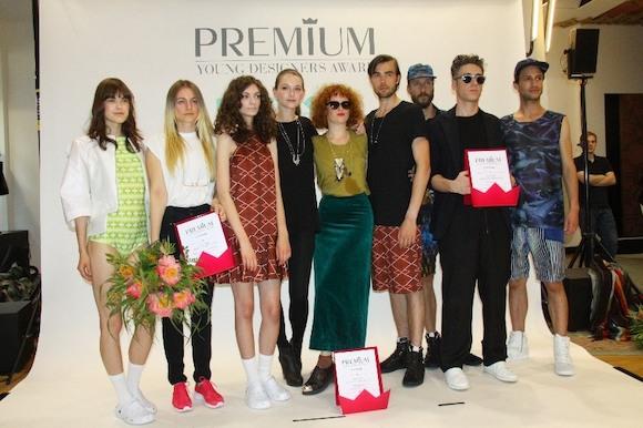 Итоги конкурса PREMIUM Young Designers Award S/S 2014