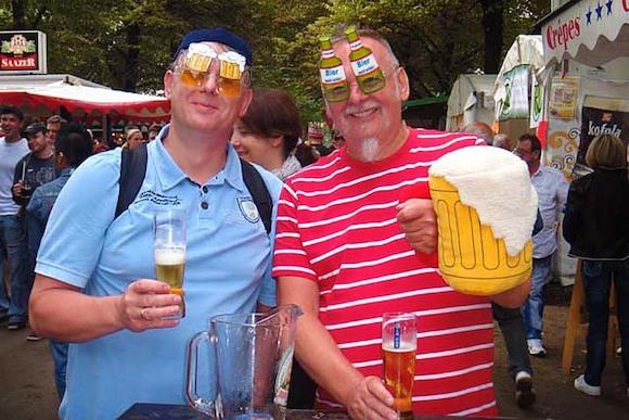 Берлинская пивная миля: 2 – 4 августа