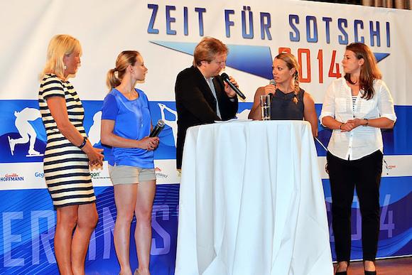 Команда Берлин-Сочи: «рассчитываем минимум на две медали...»