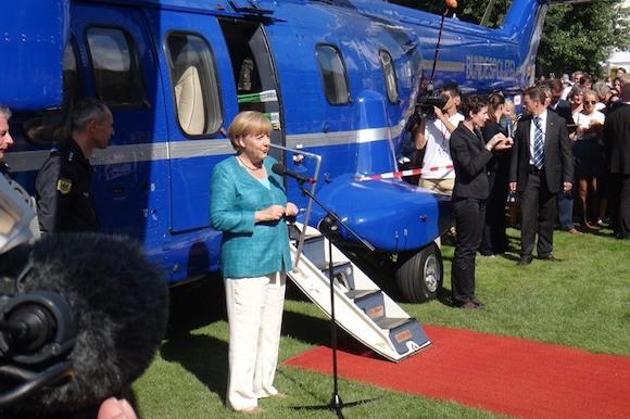 Весь мир в гостях у Ангелы Меркель