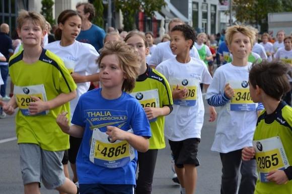 Осенний марафон: испытание духа