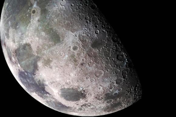 На Луне появятся растения