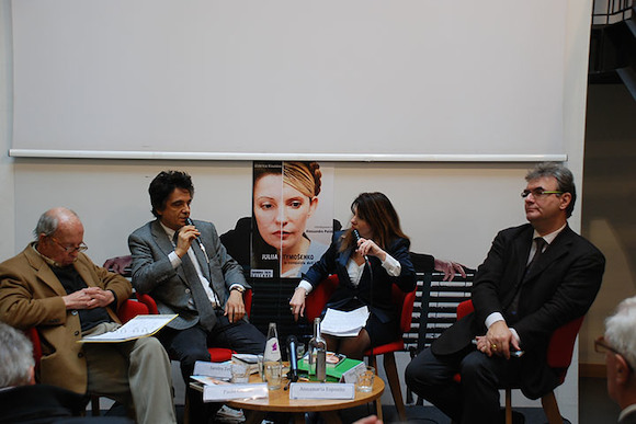 Книга о Юлии Тимошенко вышла в Италии