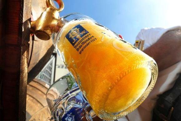 Сохранить пиво чистым!