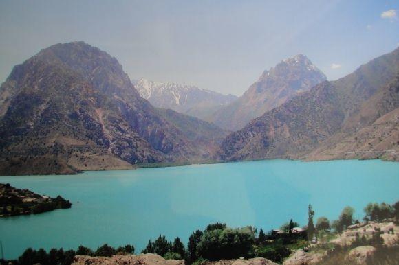 Таджикистан: страна и люди