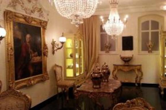 «Дом Ломоносова» во Фрайберге