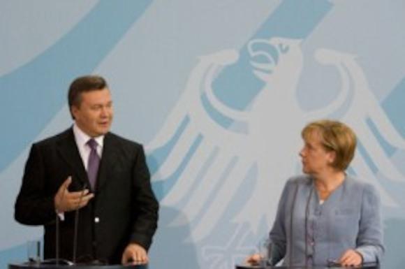 Ангела Меркель накажет украинских политиков?