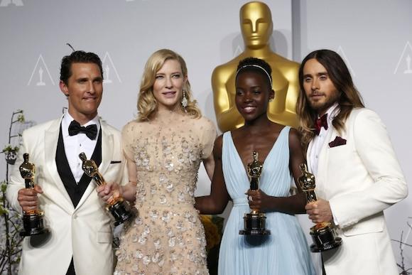 Оскар: лучшие из лучших получили свои награды