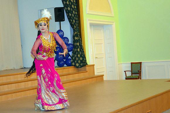 Добро пожаловать в Узбекистан!
