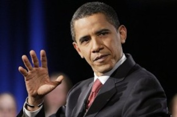 Обама назвал Россию слабой
