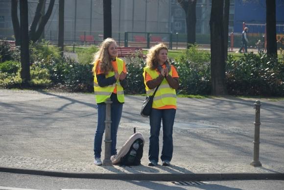 Полумарафон в Берлине 2014: и последние были первыми...