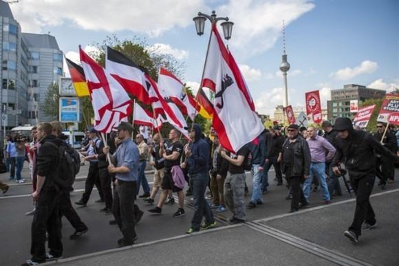 Берлин: неофашизм не пройдёт!
