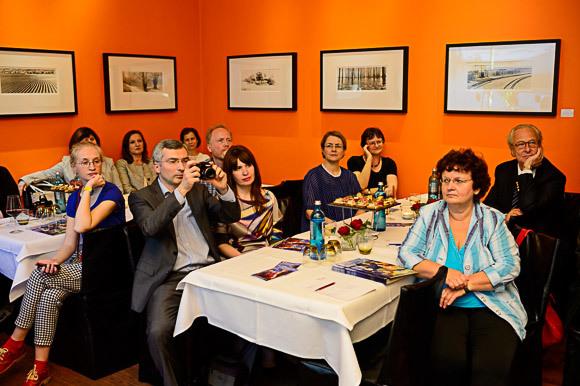 Оперный вечер в Café des Artistes