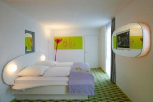 Гамбург: дизайнерский отель для бюджетников
