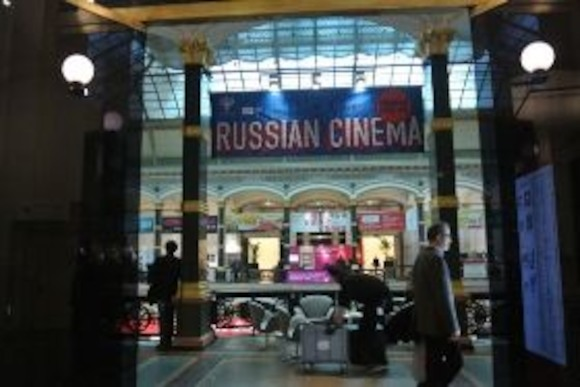 Deutsch-Russische Festtage: Кинофестиваль
