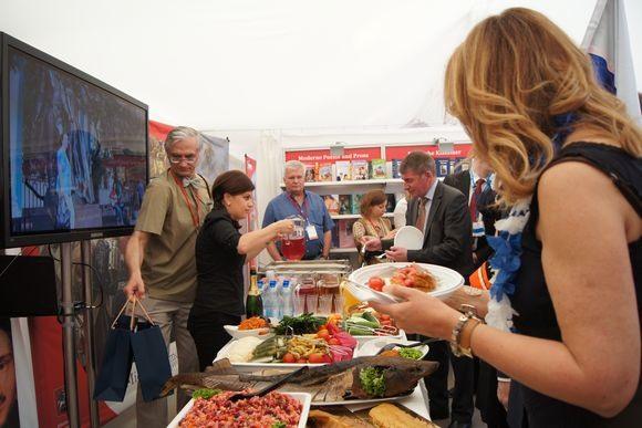 DRF 2014. Германо-Российский Фестиваль: первые впечатления