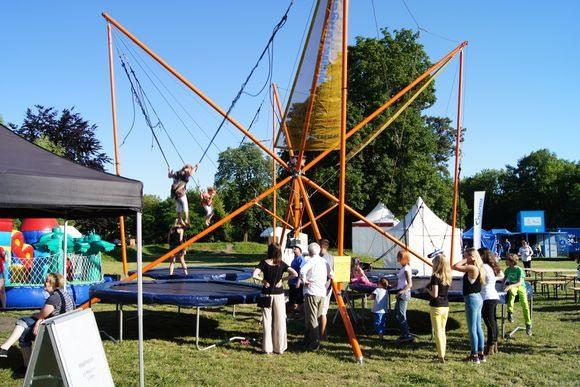 DRF 2014. Праздник на ипподроме Карлхорст набирает обороты